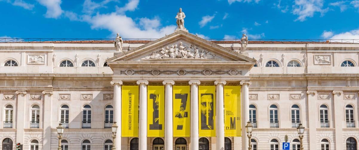 Teatro Nacional María II