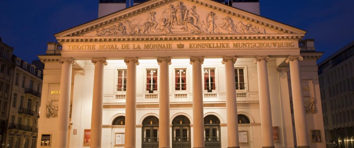 Guía Bruselas, Teatro Real