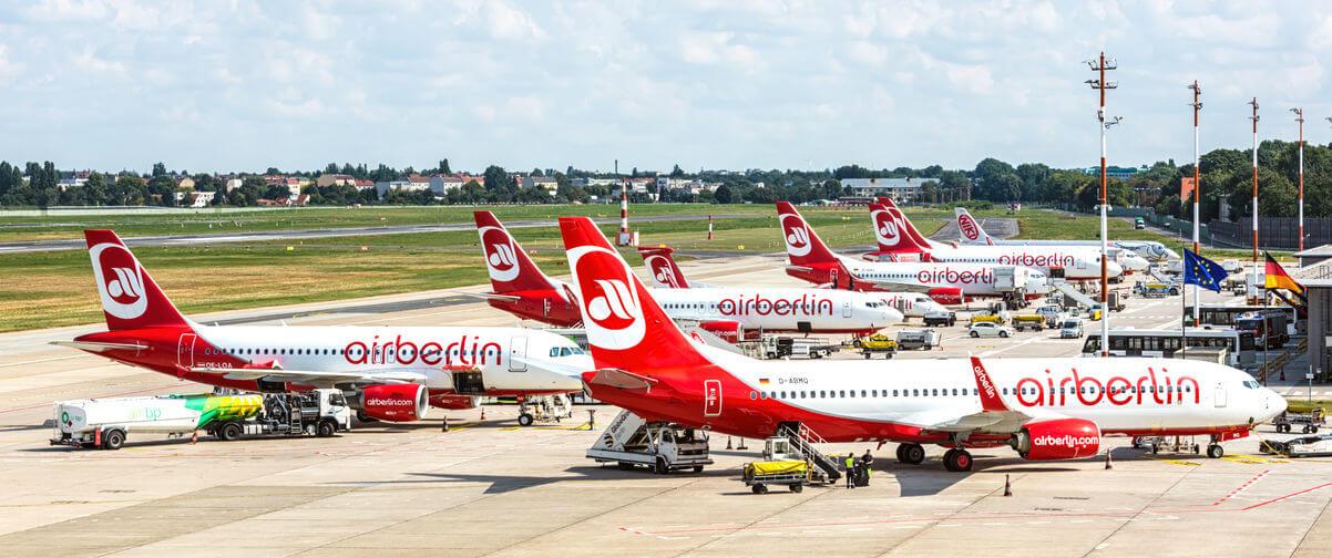 Guía Berlín, Aeropuerto Tegel