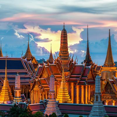 Guía Bangkok, Templo del Buda Esmeralda