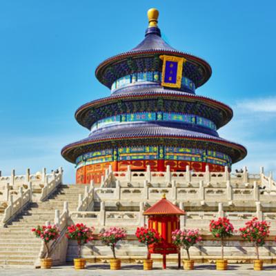 Guía Pekín, Templo del cielo