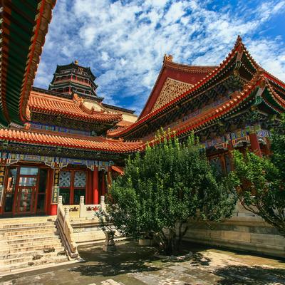 Guía Pekín, Templo de Verano