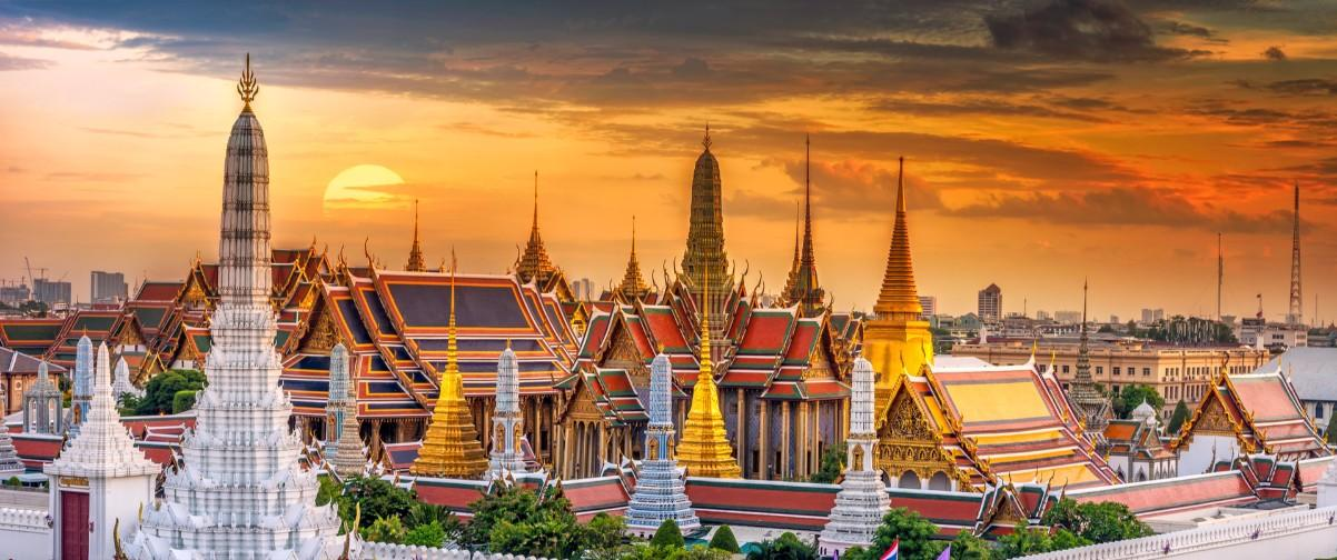 Guía Bangkok, Templos Bangkok
