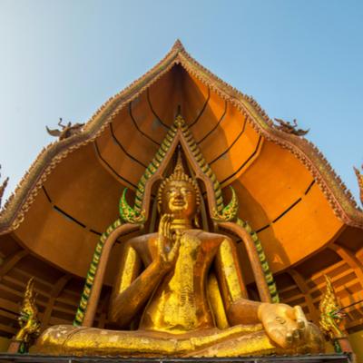 Guía Bangkok, Templo del tigre