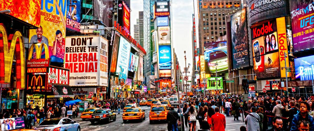 Guía Nueva York, Times Square