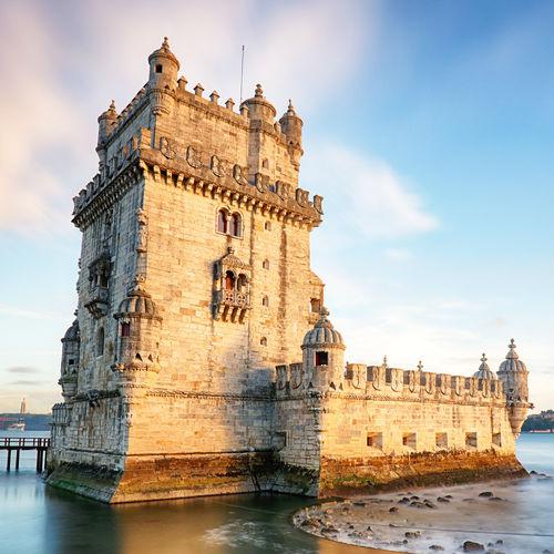 Guía Lisboa, Torre Belem