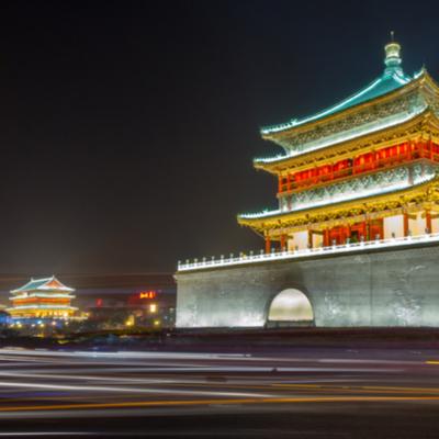 Guía Pekín, Torres de la campana y el tambor