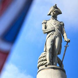 Guía Londres, Trafalgar Square