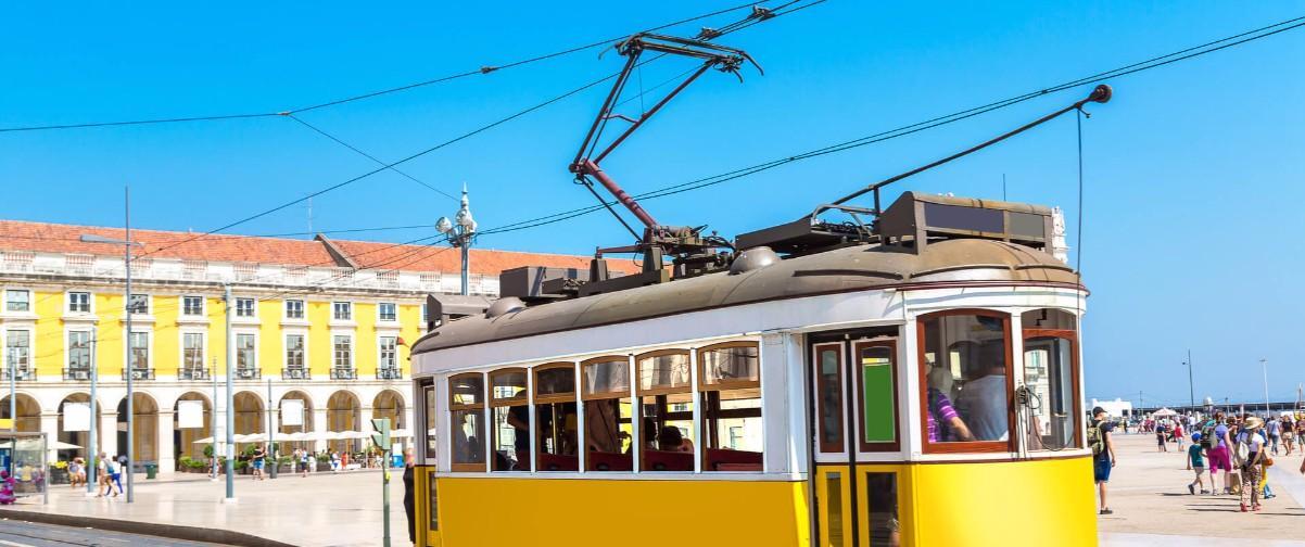 Guía Lisboa, Tranvía Lisboa