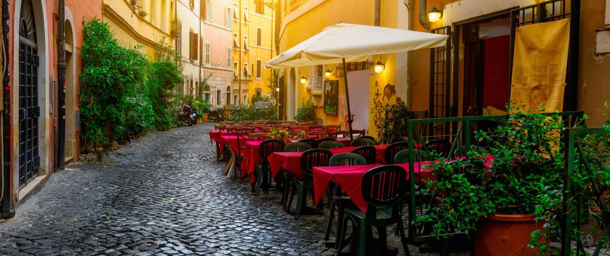 Guía Roma, trastevere roma