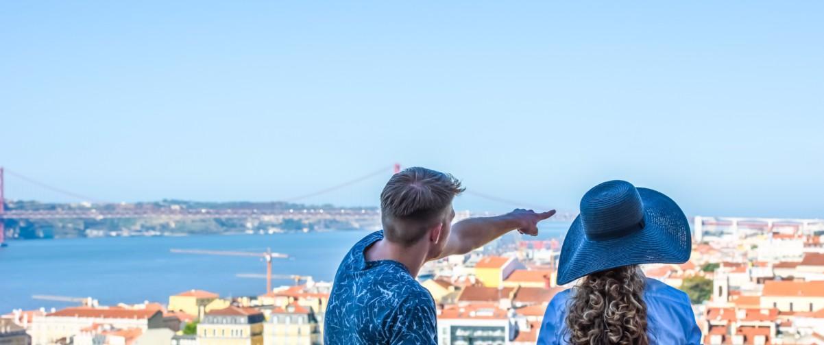 Guía Lisboa, Viaje en pareja, Lisboa