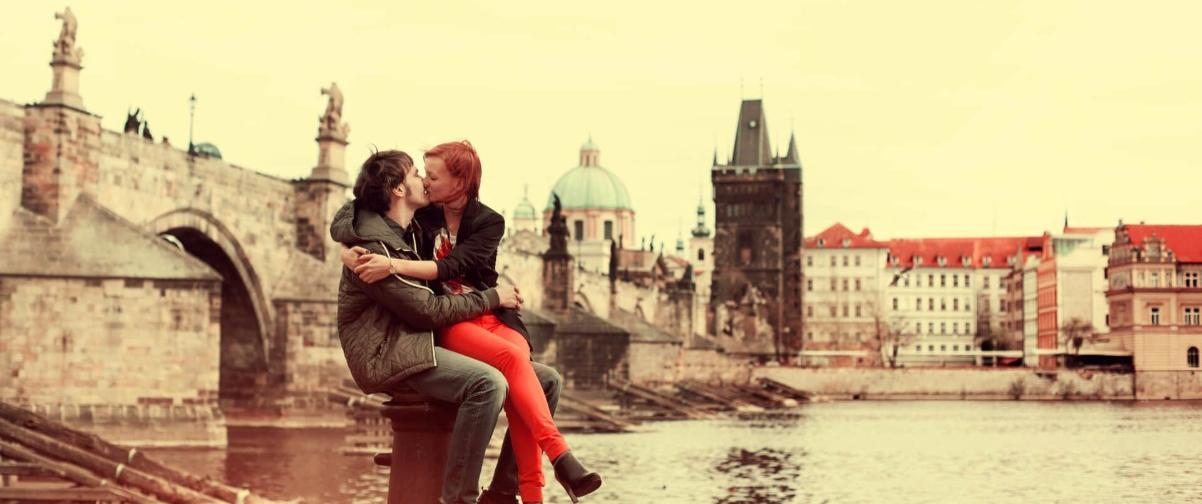 Guía Praga, Viaje pareja