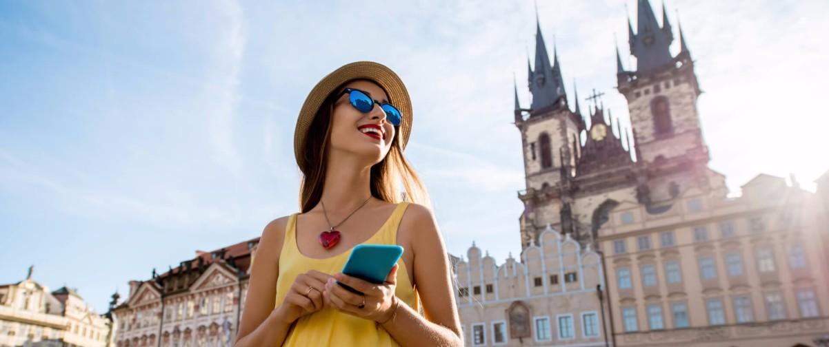 Guía Praga, Viaje single