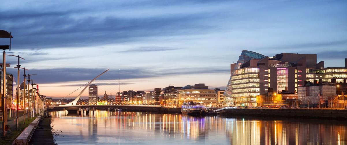 Guía Dublín, Vista Dublin