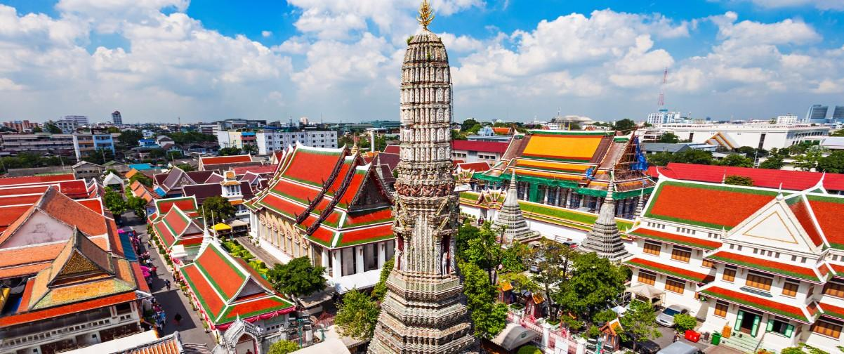 Guía Bangkok, Wat Arun, Bangkok