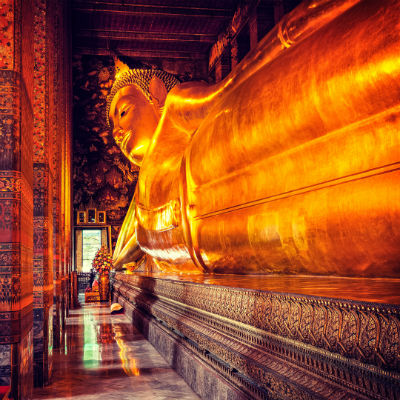 Guía Bangkok, Wat Pho, Bangkok