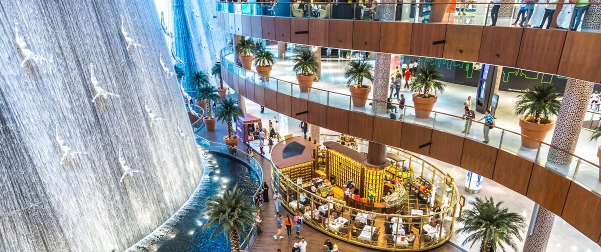 Guía Dubai, Dubai Mall