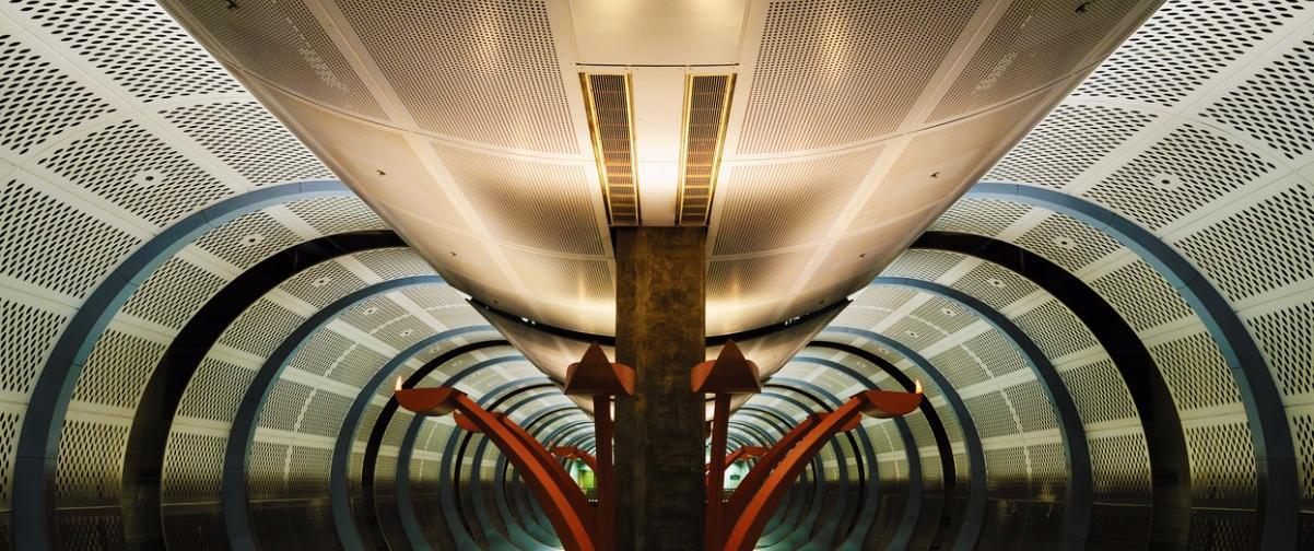 Guía Los Ángeles, Estación de metro