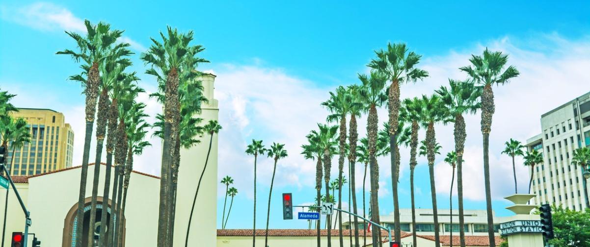 Guía Los Ángeles, Estación de la Unión