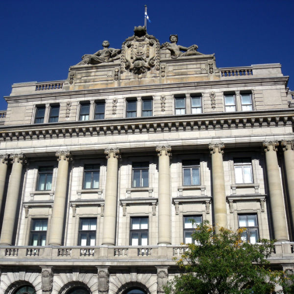 Guía Montreal, Edificio Gilles Hocquart