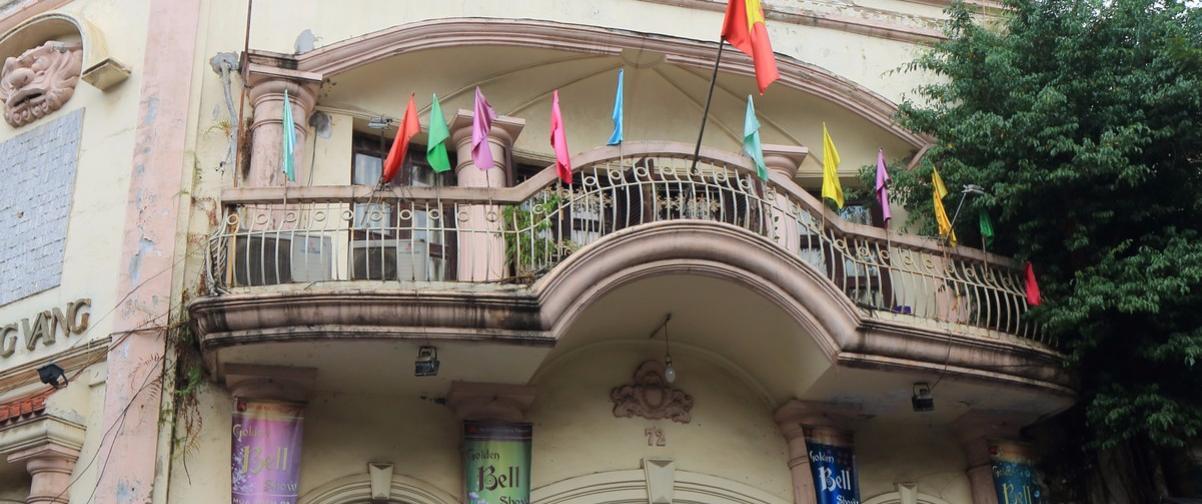 Guía Hanoi, Teatro Golden Bell