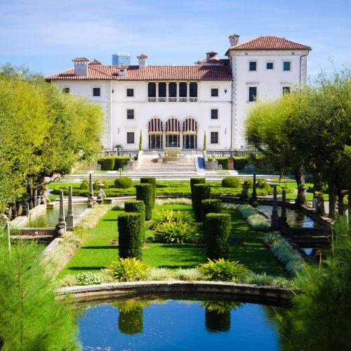 Guía Miami, Villa Vizcaya