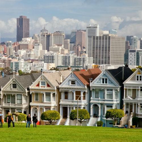 Guía San Francisco, Las Siete Damas