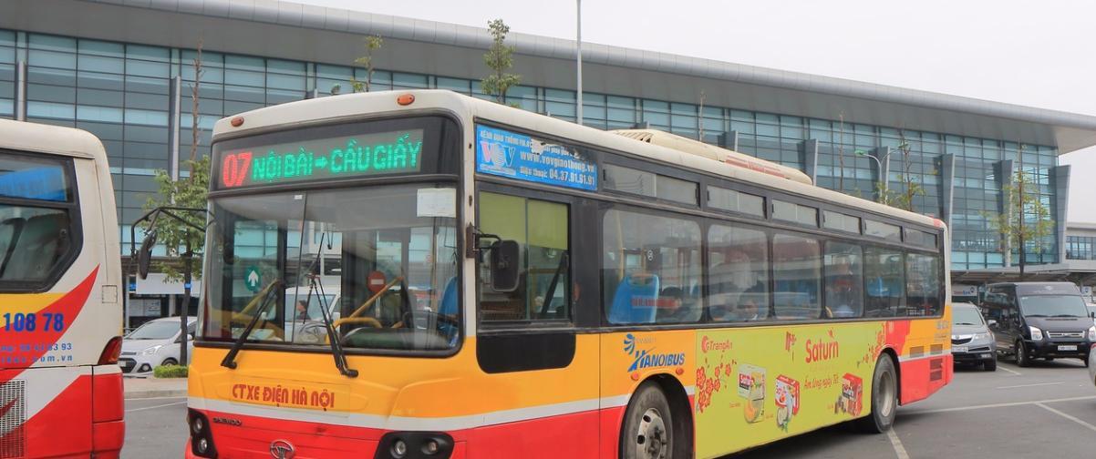 Guía Hanoi, Bus Local
