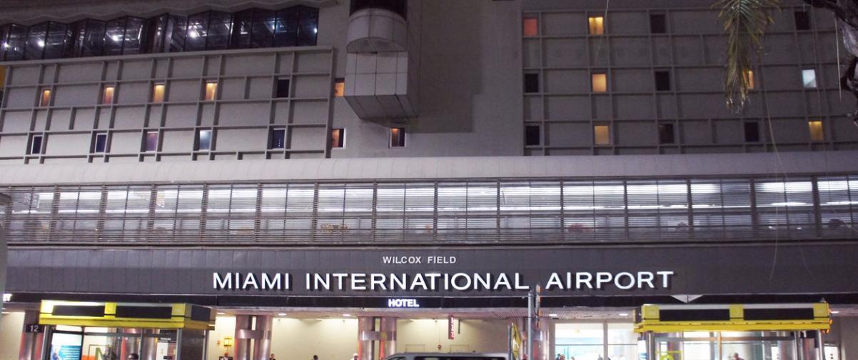 Guía Miami, Aeropuerto
