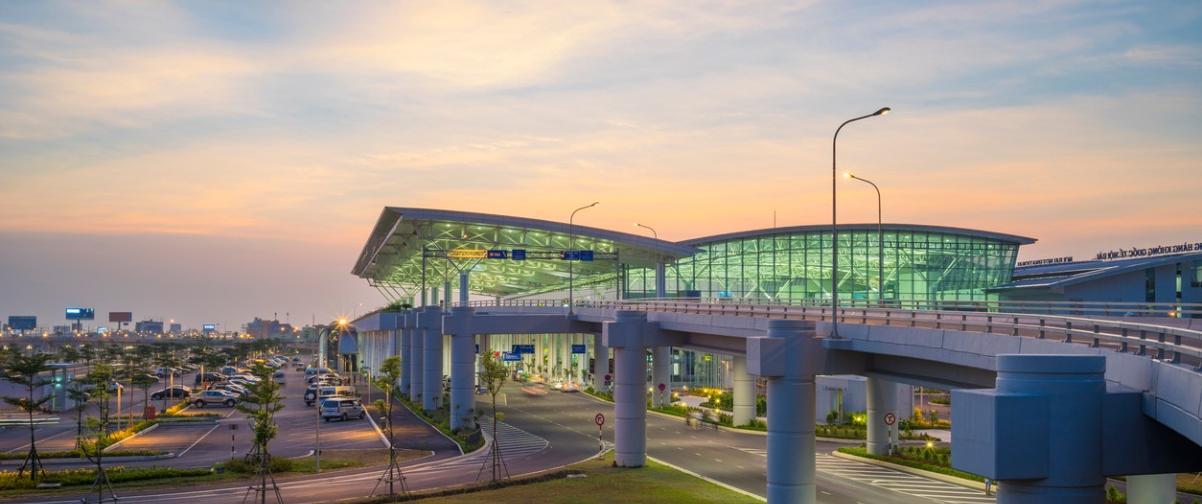 Guía Hanoi, Aeropuerto Noi Bai