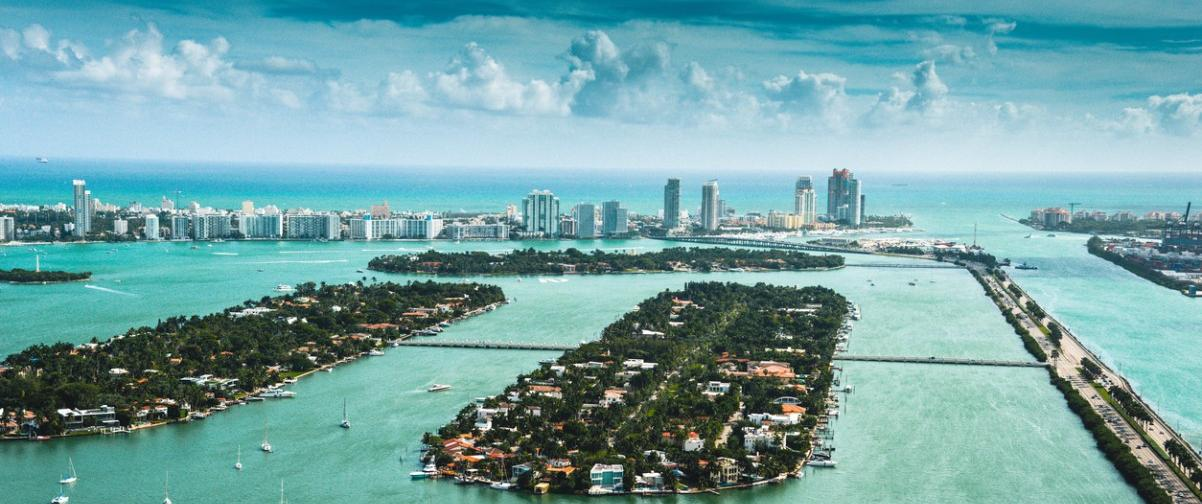 Guía Miami, Sunny Island