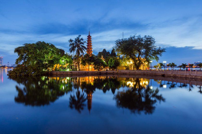 Guía Hanoi