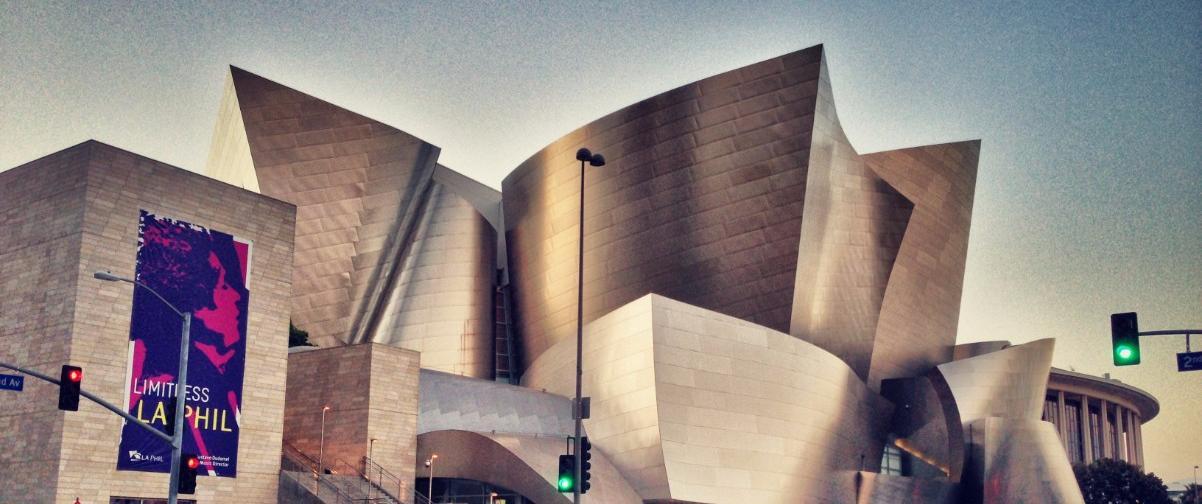 Guía Los Ángeles, Walt Disney Concert Hall