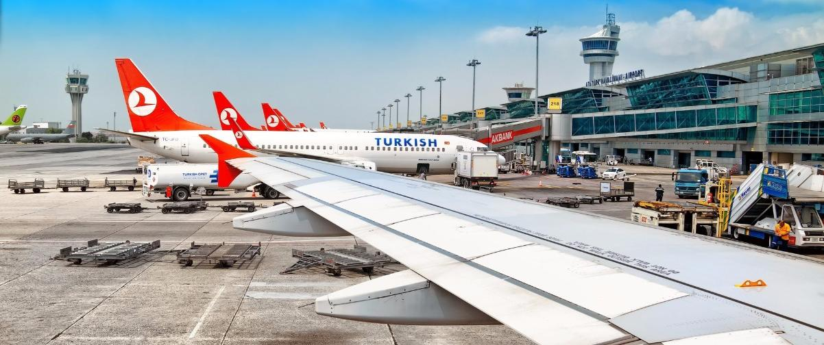 Aeropuerto Ataturk, Guía Estambul