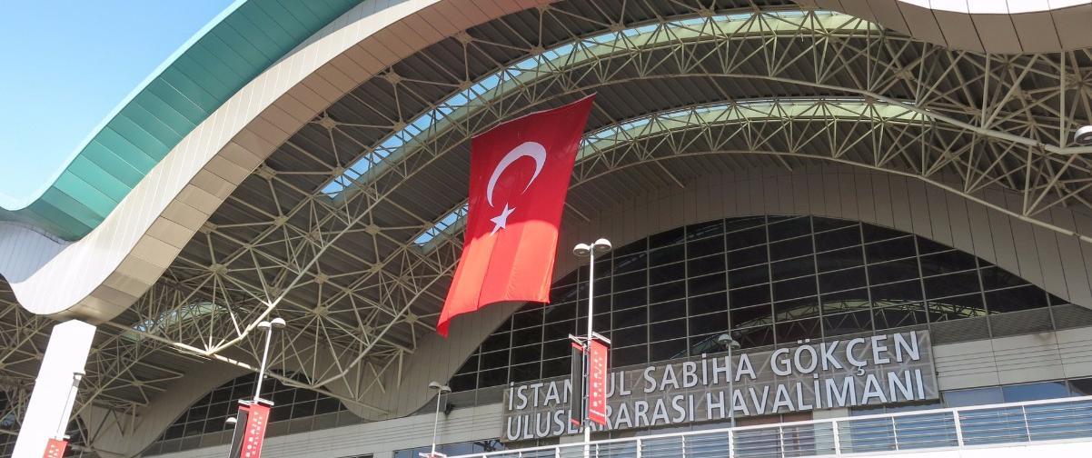 Aeropuerto Gokcen, Guía Estambul
