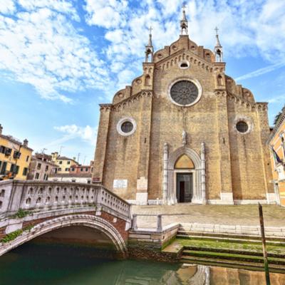 Guía Venecia, Basílica Santa María Gloriosa dei Frari