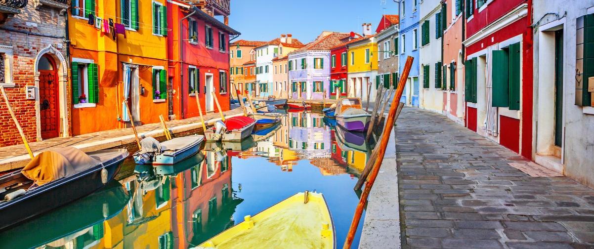 Guía Venecia, Burano