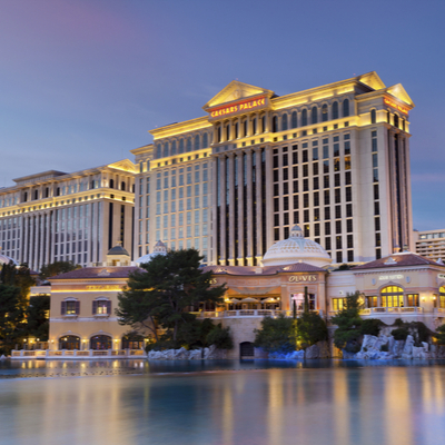 Caesar Palace, Guía Las Vegas