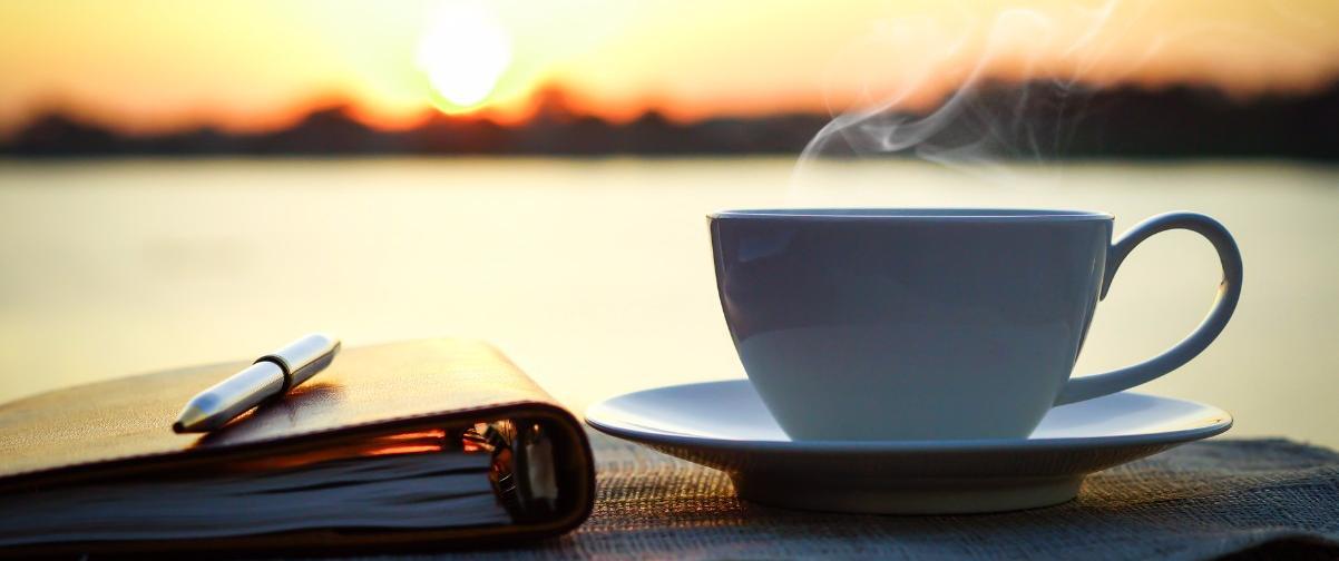 Guía Buenos Aires, Café y cuaderno