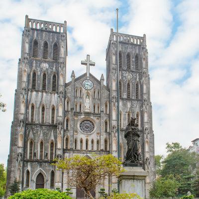 Guía Hanoi, Catedral San José