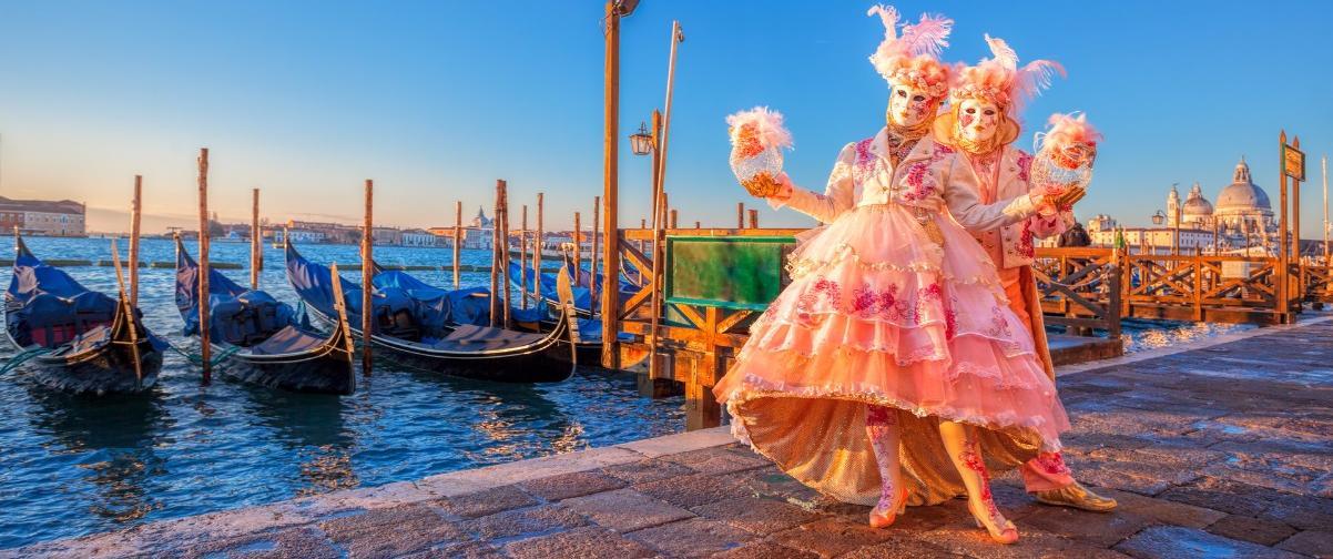 Guía Venecia, Carnaval de Venecia