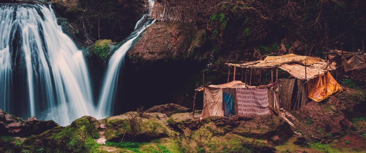 Guía Marrakech, Cascadas de Ouzoud