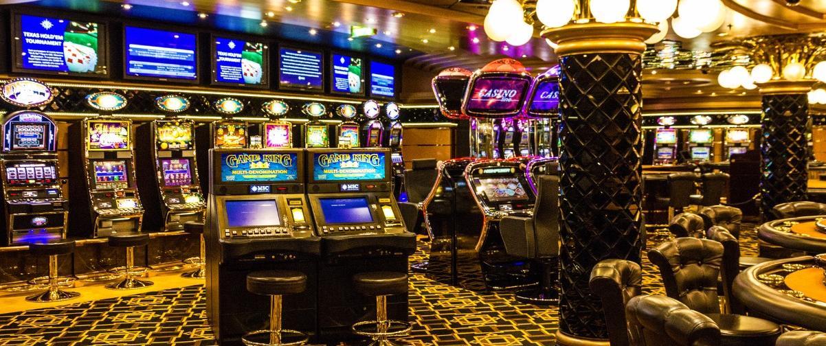 Guía Las Vegas, Casino