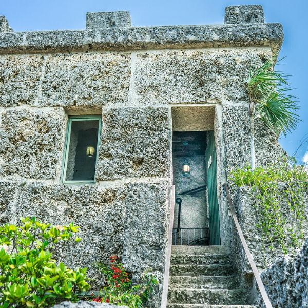Guía Miami, Castillo de coral