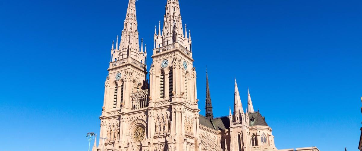 Guía Buenos Aires, Catedral de Luján