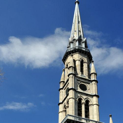Guía Montreal, Catedral de Santiago