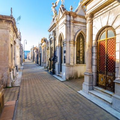 Guía Buenos Aires, Cementerio de la Recoleta
