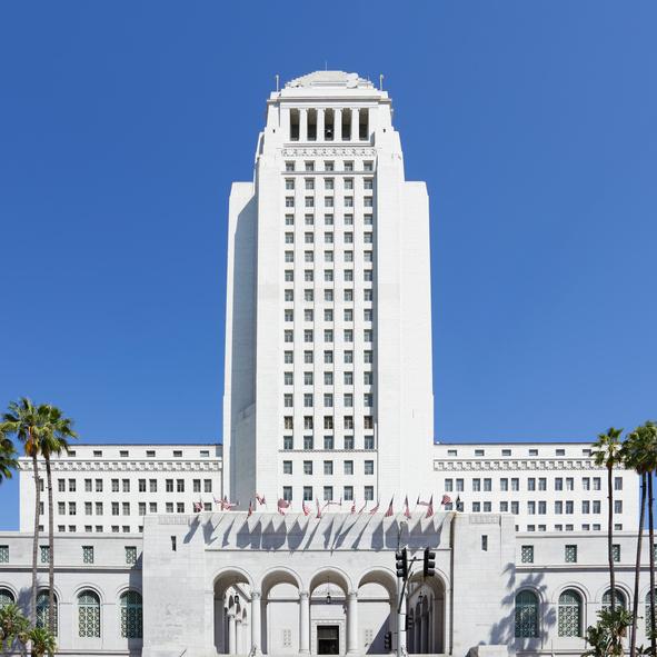 Guía Los Ángeles, City Hall