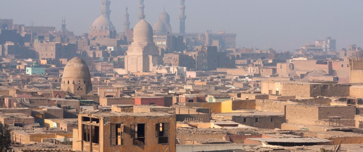 Guía El Cairo, Ciudad de los Muertos