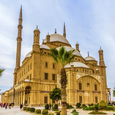 Ciudadela de Saladino, El Cairo